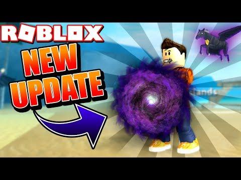 Huge Update! New Black Hole, Dark Pegasus & More Added to Treasure Hunt Simulator!