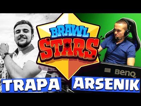 BRAWL STARS | Une équipe de CHOC avec ARSENIK !!
