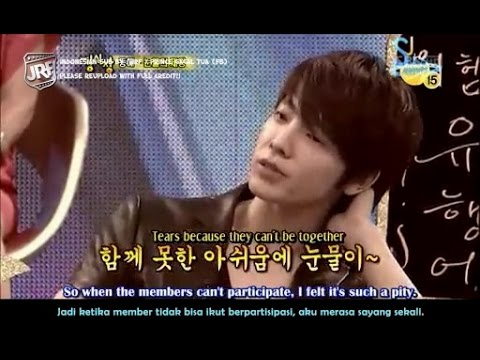 INA SUB King Of Tears  Donghae Story at Strong Heart ep 34