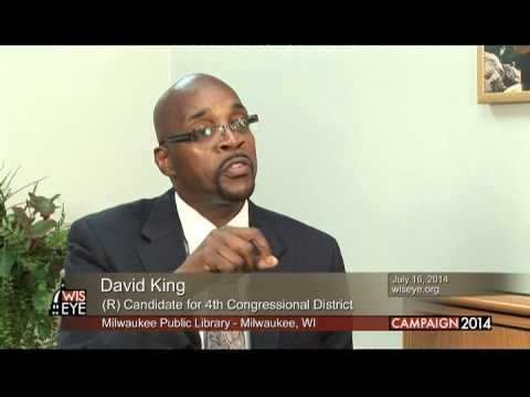 David King (R) for 4th Congressional District