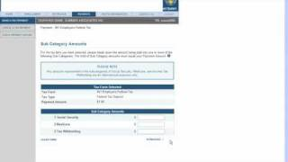 Making Federal Tax Deposit Payment Using EFTPS.GOV