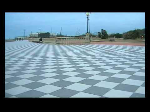 LIVORNO - terrazza Mascagni - YouTube