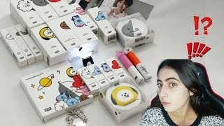bts review bt21 video, bts review bt21 clips, clip-site com