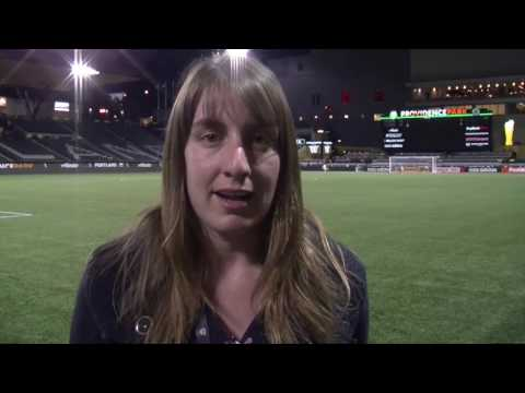 Jamie Goldberg on Portland Timbers' 1-1 draw with Montreal Impact