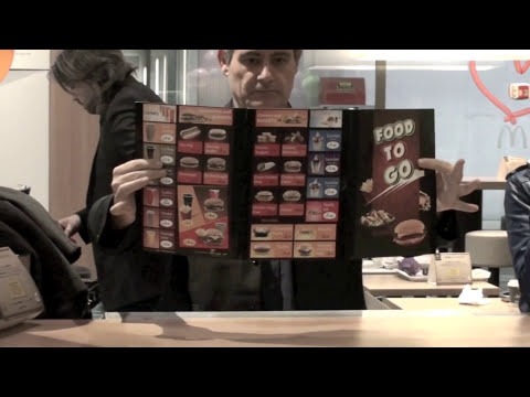 Food To Go 2.0 by George Iglesias and Twister Magic video