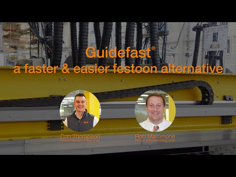 Guidefast® - A faster & easier festoon alternative