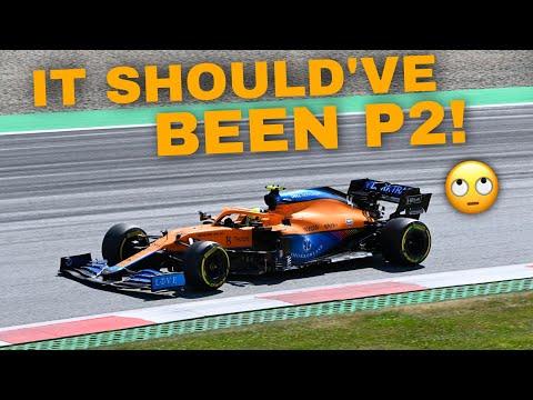 "NORRIS NOT EVEN HAPPY WITH HIS PODIUM! ""I'M NOT HAPPY"" | FULL TEAM RADIO 2021 Austrian GP"