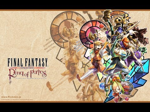 [HK] 原心 Day 42 - Final Fantasy Crystal Chronicles: Ring of Fates Day 2