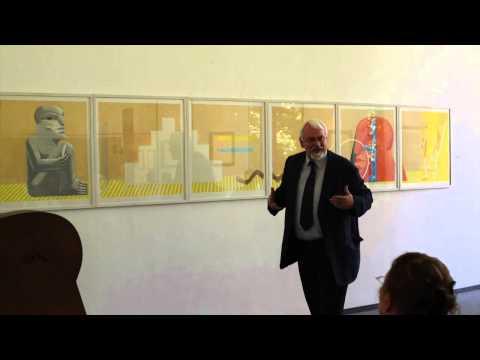 Eröffnungsrede Dr. Häring Ausstellung Horst Antes in der Galerie im Fritz-Winter-Atelier