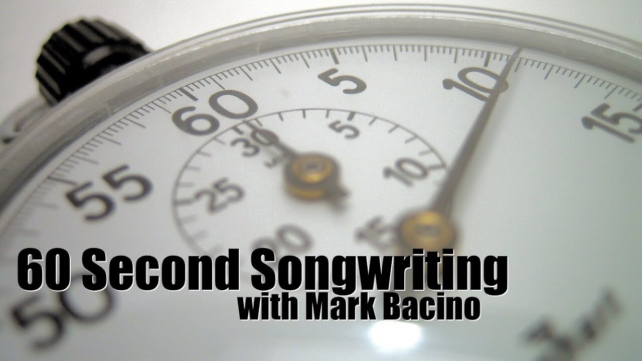 60-Second Songwriting: Song Structure Basics—the Outro