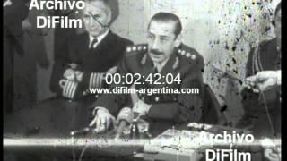DiFilm - Jorge Rafael Videla visita la Provincia de Misiones 1976