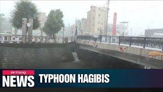 Super Typhoon Hagibis to hit Tokyo this week, impact on Korea uncertain