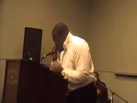"Elder Lewis Johnson - ""I"
