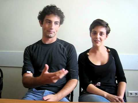 Learn Russian in Derzhavin Institute - feedback from Francesca e Raimondo (Italy)