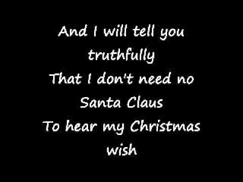Celine Dion- Christmas Eve Lyrics
