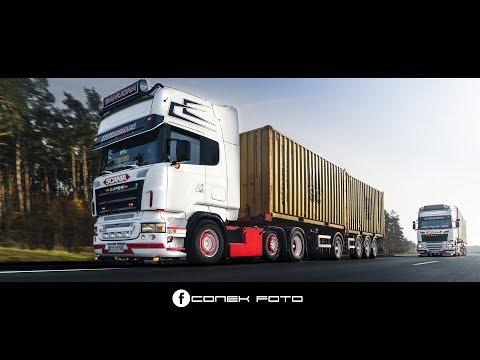 Passion for Trucks // SCANIA V8 - BANUCHA