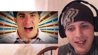 Barack Obama vs Mitt Romney  Epic Rap Battles Of History Season 2 REACTION