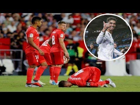 'Who Needs Ronaldo?' ● Cristiano Ronaldo Saving Real Madrid (2009-2018) |HD|