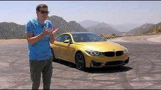 Тест-драйв и обзор BMW M4 Competition F82 2019