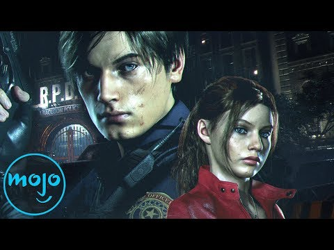 Top 10 Greatest Japanese  Game Franchises of all Time