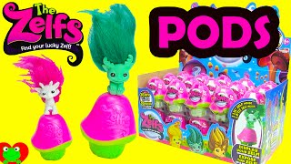 Zelf Mushroom Pods Love Your Zelf Full Case Trolls Surprise Pods