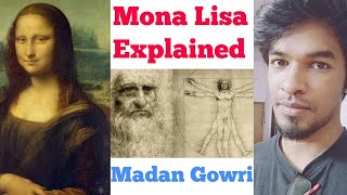 Why Mona Lisa became famous ? | Tamil | Madan Gowri | Mystery | Monalisa | How | Monalisa Tamil