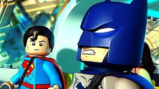 LEGO DC Super Heroes The Flash Trailer (Animation, 2018)
