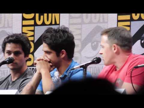 Teen Wolf panel @ SDCC 2017  (Tyler Posey, Dylan O'Brien)