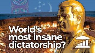 Why is TURKMENISTAN the World's most INSANE dictatorship? - VisualPolitik EN