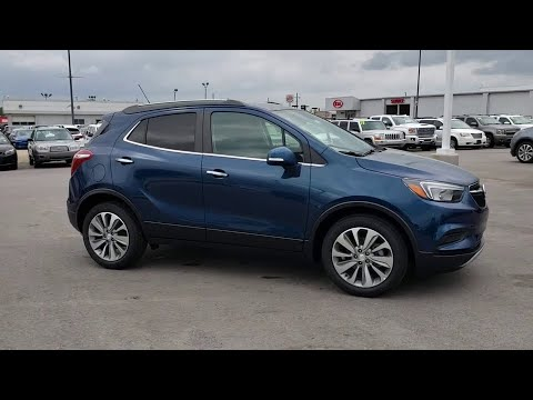 2019 Buick Encore Tulsa, Broken Arrow, Owasso, Bixby, Green Country, OK B90266