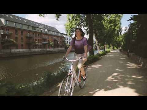 I LOCK IT - The world's first fully automatic bike lock