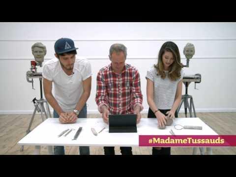 Zoella & Alfie challenge: 'Strictly Come Sculpting' | Madame Tussauds