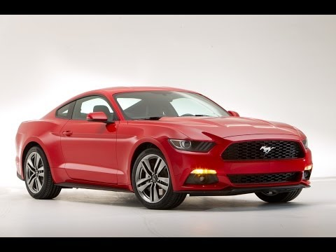 2015 Ford Mustang in the words of Bill Ford