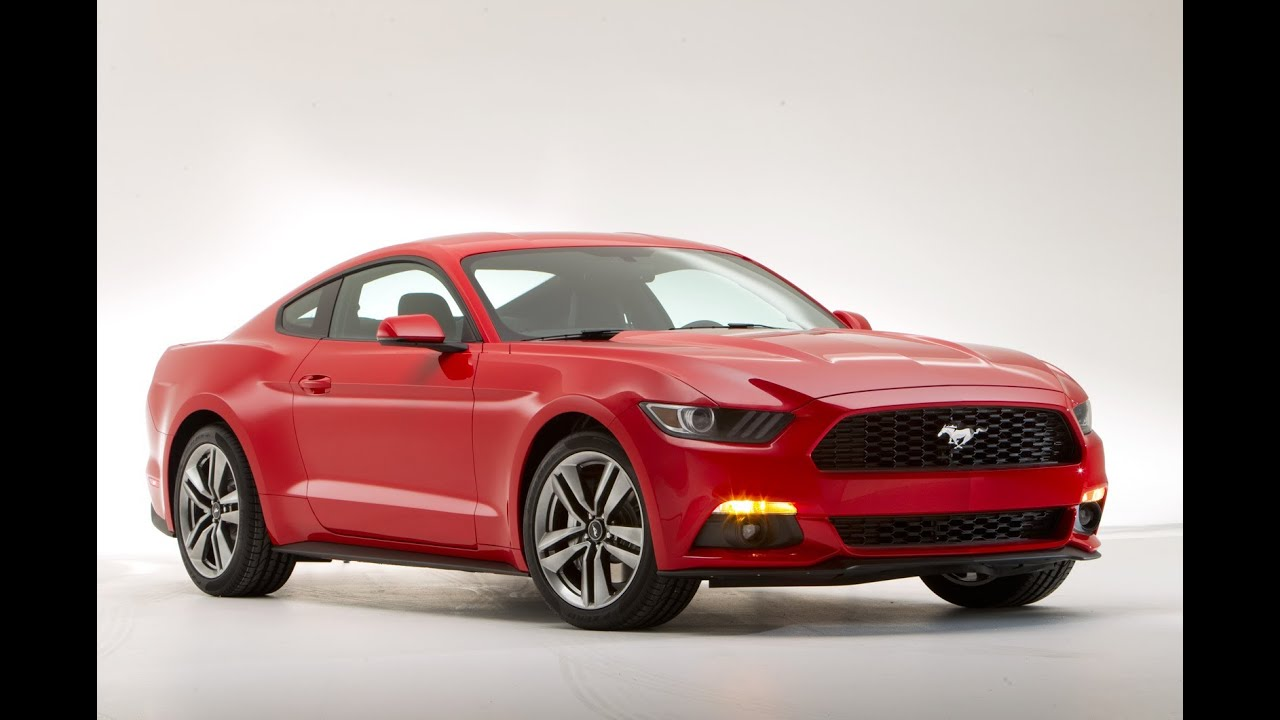 2015 ford mustang in the words of bill ford youtube. Black Bedroom Furniture Sets. Home Design Ideas
