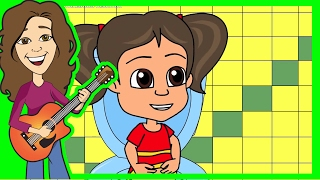 Potty Time song - Toilet Training for Children, Kids and Toddlers | Patty Shukla