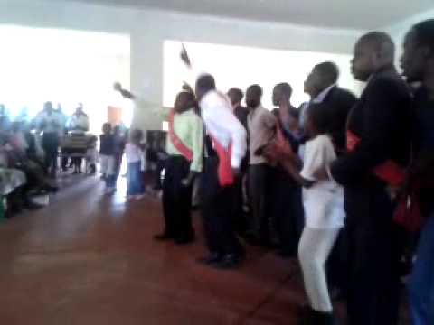 reformed churcn in zimbabwe kuwadzana boys fellowship song and dance february 2013 conference