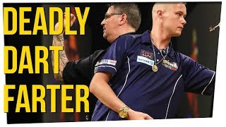 Professional Dart World Riled Up Over Farts ft. Steve Greene