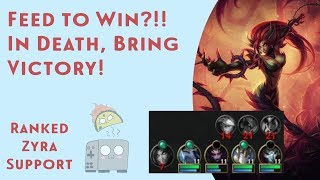 Feed to Win?! In Death, Bring Victory! Taco Toaster's Trip to Masters - League of Legends