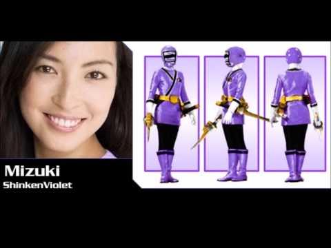 Power Rangers Samurai Full Team  Art