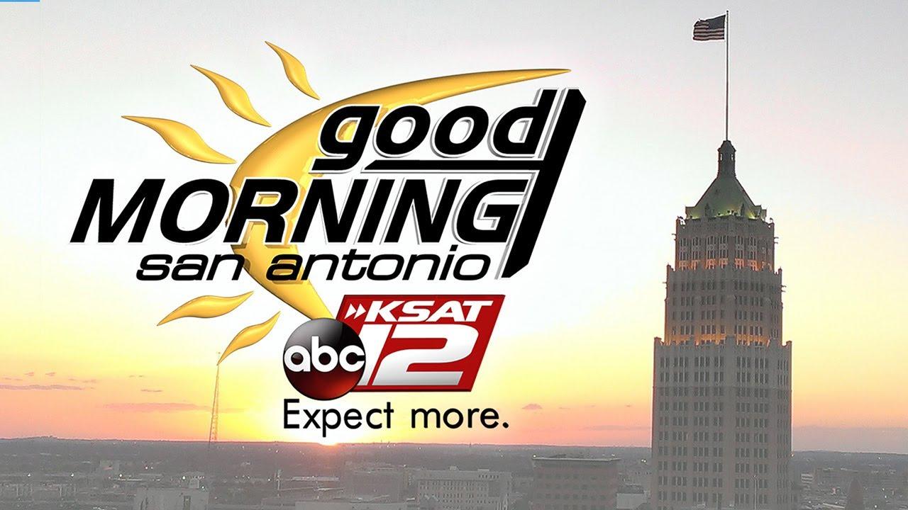 Good Morning San Antonio : Apr 23, 2021