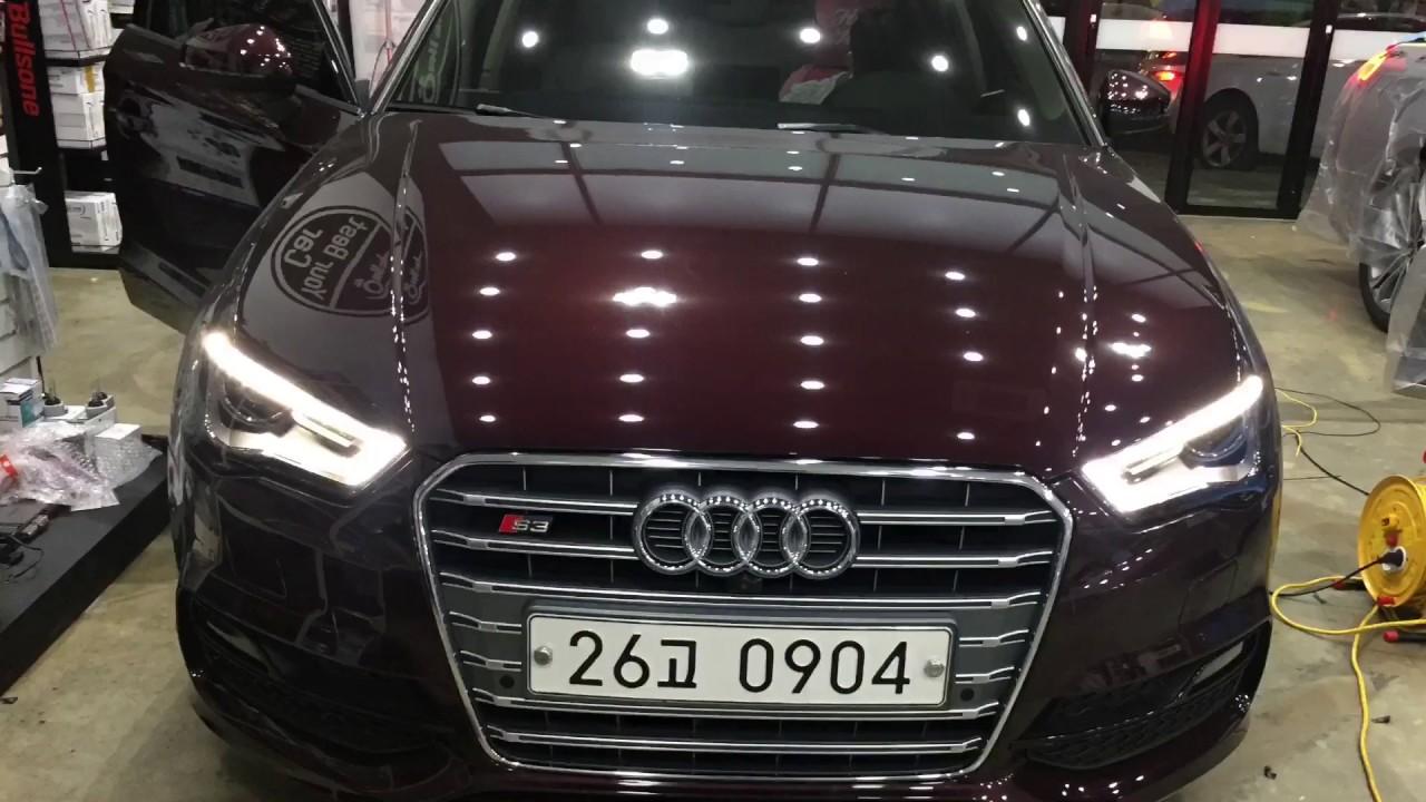2017 Audi A3 Backup Camera Installation