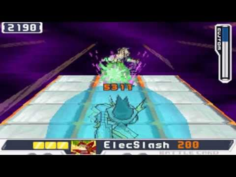 Megaman Starforce 2 - Rogue DX (Hard Mode)