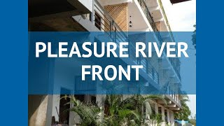 PLEASURE RIVER FRONT 3* Индия Север Гоа обзор – отель ПЛЕАСУРЕ РИВЬЕР ФРОНТ 3* Север Гоа видео обзор