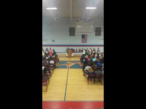 8rh grade graduation Harpeth Middle School