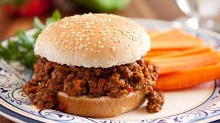 Sloppy Joes | One Pot Chef