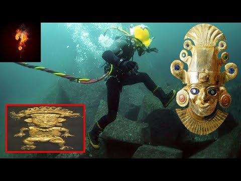 Lost City Of Atlantis Hidden Under Lake Titicaca?