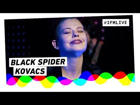 Kovacs - Black Spider | 3FM Live
