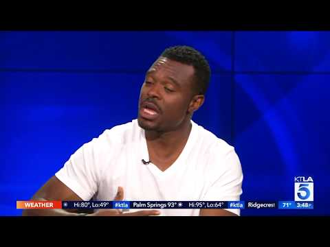 Acrimony star Lyriq Bent chats all about his new film