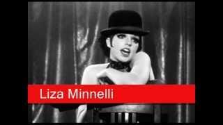Liza Minnelli: I Got Rhythm