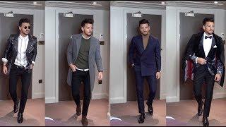 ROWAN ROW - 4 Winter Looks | London Fashion Week Men's | LFW 2019